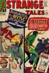 Strange Tales #123 comic books - cover scans photos Strange Tales #123 comic books - covers, picture gallery