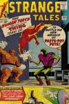 Strange Tales #124 Comic Books - Covers, Scans, Photos  in Strange Tales Comic Books - Covers, Scans, Gallery