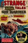 Strange Tales #125 comic books - cover scans photos Strange Tales #125 comic books - covers, picture gallery