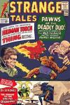 Strange Tales #126 Comic Books - Covers, Scans, Photos  in Strange Tales Comic Books - Covers, Scans, Gallery