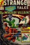 Strange Tales #127 comic books - cover scans photos Strange Tales #127 comic books - covers, picture gallery