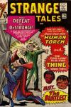 Strange Tales #130 comic books - cover scans photos Strange Tales #130 comic books - covers, picture gallery