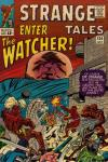 Strange Tales #134 comic books - cover scans photos Strange Tales #134 comic books - covers, picture gallery