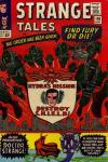 Strange Tales #136 comic books - cover scans photos Strange Tales #136 comic books - covers, picture gallery