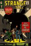 Strange Tales #137 comic books - cover scans photos Strange Tales #137 comic books - covers, picture gallery