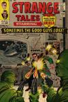 Strange Tales #138 comic books - cover scans photos Strange Tales #138 comic books - covers, picture gallery