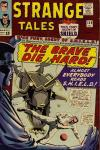 Strange Tales #139 comic books - cover scans photos Strange Tales #139 comic books - covers, picture gallery