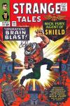 Strange Tales #141 comic books - cover scans photos Strange Tales #141 comic books - covers, picture gallery