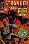 Strange Tales #146 comic books - cover scans photos Strange Tales #146 comic books - covers, picture gallery