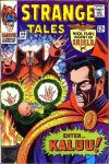 Strange Tales #148 comic books - cover scans photos Strange Tales #148 comic books - covers, picture gallery