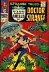 Strange Tales #153 comic books - cover scans photos Strange Tales #153 comic books - covers, picture gallery