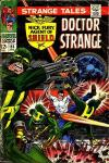 Strange Tales #155 comic books - cover scans photos Strange Tales #155 comic books - covers, picture gallery