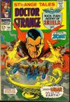 Strange Tales #156 comic books - cover scans photos Strange Tales #156 comic books - covers, picture gallery