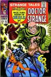 Strange Tales #157 Comic Books - Covers, Scans, Photos  in Strange Tales Comic Books - Covers, Scans, Gallery