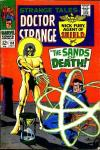 Strange Tales #158 comic books - cover scans photos Strange Tales #158 comic books - covers, picture gallery