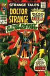 Strange Tales #160 comic books - cover scans photos Strange Tales #160 comic books - covers, picture gallery