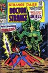 Strange Tales #162 comic books - cover scans photos Strange Tales #162 comic books - covers, picture gallery