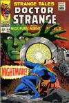 Strange Tales #164 comic books - cover scans photos Strange Tales #164 comic books - covers, picture gallery