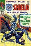 Strange Tales #165 comic books - cover scans photos Strange Tales #165 comic books - covers, picture gallery