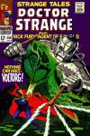 Strange Tales #166 comic books - cover scans photos Strange Tales #166 comic books - covers, picture gallery