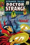 Strange Tales #168 comic books - cover scans photos Strange Tales #168 comic books - covers, picture gallery
