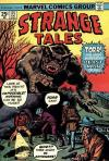 Strange Tales #175 comic books - cover scans photos Strange Tales #175 comic books - covers, picture gallery