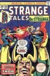 Strange Tales #182 comic books - cover scans photos Strange Tales #182 comic books - covers, picture gallery