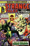 Strange Tales #184 comic books - cover scans photos Strange Tales #184 comic books - covers, picture gallery