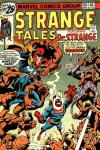 Strange Tales #185 comic books - cover scans photos Strange Tales #185 comic books - covers, picture gallery