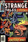Strange Tales #186 comic books - cover scans photos Strange Tales #186 comic books - covers, picture gallery