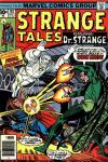 Strange Tales #187 comic books - cover scans photos Strange Tales #187 comic books - covers, picture gallery