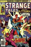 Strange Tales #188 comic books - cover scans photos Strange Tales #188 comic books - covers, picture gallery