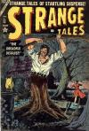 Strange Tales #32 Comic Books - Covers, Scans, Photos  in Strange Tales Comic Books - Covers, Scans, Gallery