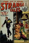 Strange Tales #38 Comic Books - Covers, Scans, Photos  in Strange Tales Comic Books - Covers, Scans, Gallery
