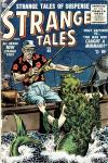 Strange Tales #40 Comic Books - Covers, Scans, Photos  in Strange Tales Comic Books - Covers, Scans, Gallery