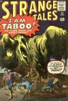 Strange Tales #75 comic books - cover scans photos Strange Tales #75 comic books - covers, picture gallery
