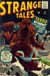 Strange Tales #77 comic books - cover scans photos Strange Tales #77 comic books - covers, picture gallery