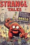 Strange Tales #90 comic books - cover scans photos Strange Tales #90 comic books - covers, picture gallery