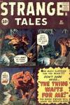 Strange Tales #92 comic books - cover scans photos Strange Tales #92 comic books - covers, picture gallery