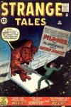 Strange Tales #94 Comic Books - Covers, Scans, Photos  in Strange Tales Comic Books - Covers, Scans, Gallery