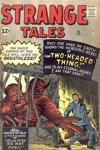 Strange Tales #95 Comic Books - Covers, Scans, Photos  in Strange Tales Comic Books - Covers, Scans, Gallery