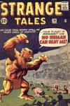 Strange Tales #98 Comic Books - Covers, Scans, Photos  in Strange Tales Comic Books - Covers, Scans, Gallery