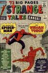 Strange Tales #2 comic books - cover scans photos Strange Tales #2 comic books - covers, picture gallery