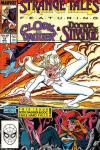 Strange Tales #12 comic books - cover scans photos Strange Tales #12 comic books - covers, picture gallery