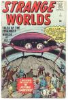 Strange Worlds #1 Comic Books - Covers, Scans, Photos  in Strange Worlds Comic Books - Covers, Scans, Gallery