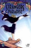 Strangers in Paradise #32 comic books - cover scans photos Strangers in Paradise #32 comic books - covers, picture gallery
