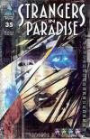 Strangers in Paradise #35 comic books - cover scans photos Strangers in Paradise #35 comic books - covers, picture gallery