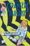 Strangers in Paradise #4 comic books - cover scans photos Strangers in Paradise #4 comic books - covers, picture gallery
