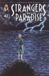 Strangers in Paradise #42 comic books - cover scans photos Strangers in Paradise #42 comic books - covers, picture gallery