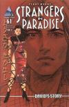 Strangers in Paradise #61 comic books - cover scans photos Strangers in Paradise #61 comic books - covers, picture gallery